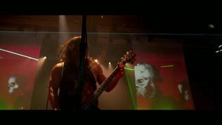 Metallica Through The Never: Lasers