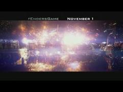 Ender's Game: Destroy - Tv Spot