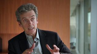 The Fifth Estate: Peter Capaldi On His Character