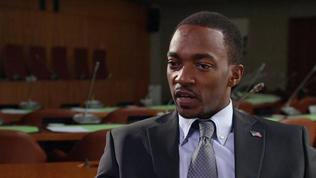 The Fifth Estate: Anthony Mackie On His Character