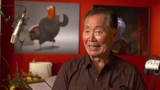 Free Birds: George Takei on the Story