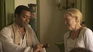12 Years A Slave: Chiwetel Becomes Solomon (Featurette)
