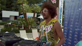 Last Vegas: Redfoo On The Pool Party Scene