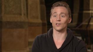 Thor: The Dark World: Tom Hiddleston on Reprising the Role of Loki