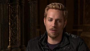 Thor: The Dark World: Zachary Levi on Reprising the Role of Fandral