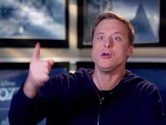 Frozen: Alan Tudyk On Duke's Voice