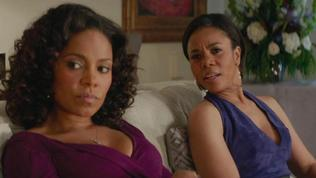 Best Man Holiday: Candace Tells Robyn To Give Jordan A Chance
