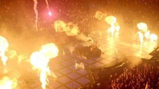 Metallica Through The Never: Under Fire