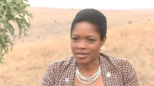 Mandela: Long Walk To Freedom: Naomie Harris On Getting Involved In The Project