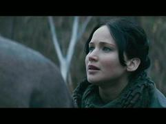 The Hunger Games: Catching Fire: I'm Staying