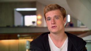 The Hunger Games: Catching Fire: Josh Hutcherson On What Excited Him About The Second Film