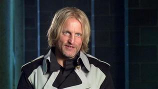 The Hunger Games: Catching Fire: Woody Harrelson On Having Fun Being On The Set