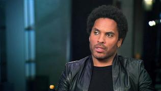 The Hunger Games: Catching Fire: Lenny Kravitz On How Linna Has Changed In The Second Film