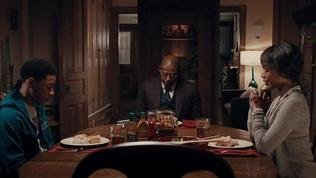 Black Nativity: Dinnertable