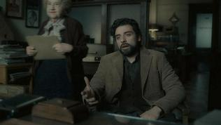 Inside Llewyn Davis: Llewyn Meets With Mel