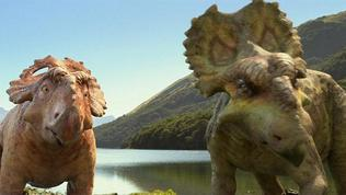 Walking With Dinosaurs 3D: Headbutting