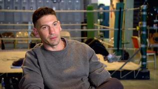 Grudge Match: Jon Bernthal On The Commitment Of Robert De Niro & Sylvester Stallone