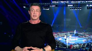 Grudge Match: Sylvester Stallone On His Love Of Boxing
