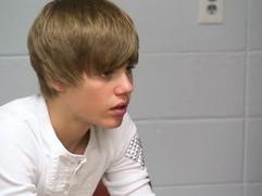 Justin Bieber Never Say Never: Vocal Chords
