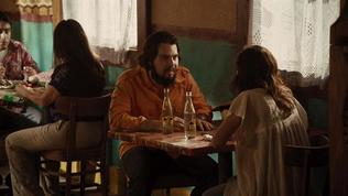 Machete Kills: Cafe Standoff