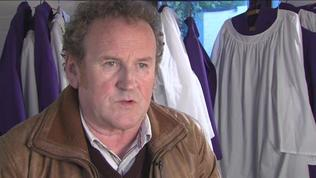 One Chance: Colm Meaney On How He Got Involved