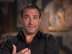 The Monuments Men: Jean Dujardin On His Character