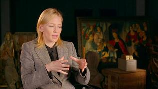 The Monuments Men: Cate Blanchett On Her Character