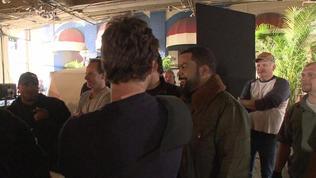 Ride Along: On The Set: Ice Cube Set Tour Featurette