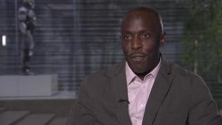 Robocop: Michael K. Williams On Seeing The Original Robocop Film