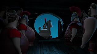 Mr. Peabody & Sherman: Shermanus