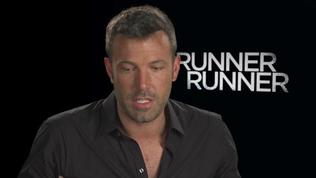 Runner, Runner: Ben Affleck On His Character