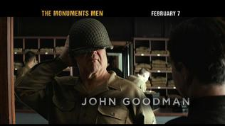 The Monuments Men (Big Game Spot)