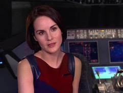 Non-Stop: Michelle Dockery On The Mystery Of The Film