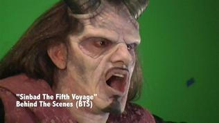Sinbad: The Fifth Voyage (Behind The Scenes)