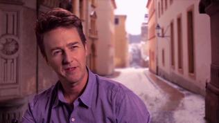 The Grand Budapest Hotel: Edward Norton On His Character