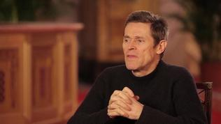 The Grand Budapest Hotel: Willem Dafoe On The Script