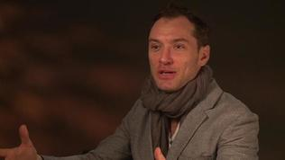 The Grand Budapest Hotel: Jude Law On Ralph Fiennes