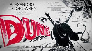 Jodorowsky's Dune: The Fight To Make Dune