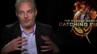The Hunger Games: Catching Fire: Francis Lawrence Says