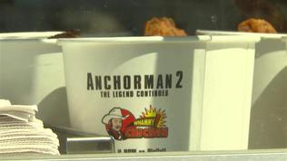 Anchorman 2: The Legend Continues: Anchorvan At Sxsw