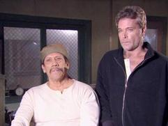 Muppets Most Wanted: Ray Liotta And Danny Trejo