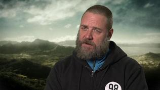Noah: Russell Crowe On How Director Darren Aronofsky Pitched The Movie To Him
