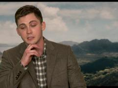 Noah: Logan Lerman On What Attracted Him To The Film