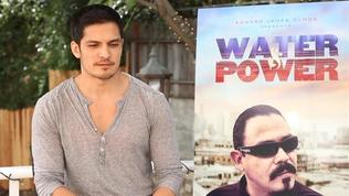 Water & Power: Nicholas Gonzalez On His Character