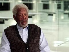 Transcendence: Morgan Freeman On His Character