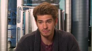 The Amazing Spider-Man 2: Andrew Garfield On The Exterior Changes To The Costume