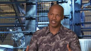The Amazing Spider-Man 2: Jamie Foxx On Spider-Man Being Part Of Our Culture