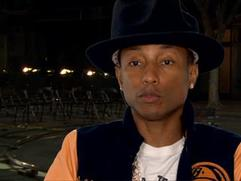 The Amazing Spider-Man 2: Pharrell Williams On What He Likes About Spider-Man