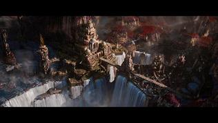 Jupiter Ascending (Uk Trailer 3)