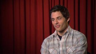 Walk Of Shame: James Marsden On The Story